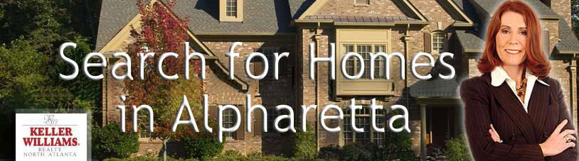 Search Alpharetta Homes
