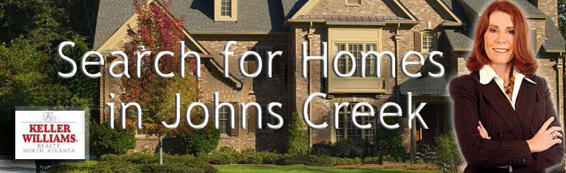 Search Johns Creek, Georgia Homes