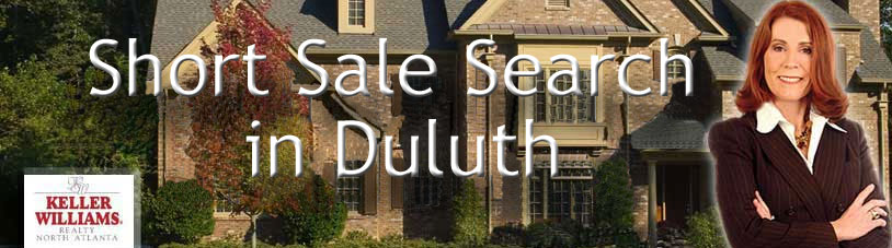 Search Short Sale Homes for Sale in Duluth GA